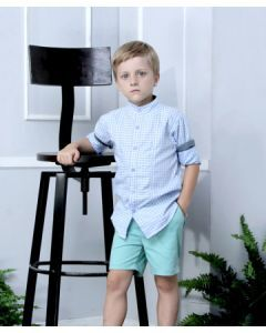 Feather & Flynn Micah Shorts in Tosca