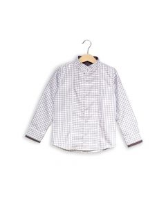 Feather & Flynn Carter Long Sleeve Shirt in Gray