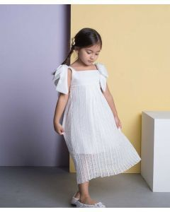 Feather & Flynn Kinsley Lace Dress Ivory