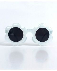 Lee Vierra Flower Kids Sunglasses Blue
