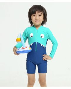 Lee Vierra Kids Dino Diving Baju Renang Anak Unisex