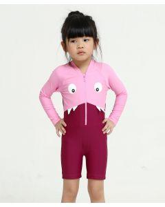 Lee Vierra Kids Dino Diving Baju Renang Anak Girls