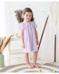 Takoyakids Yura Dress Lilac